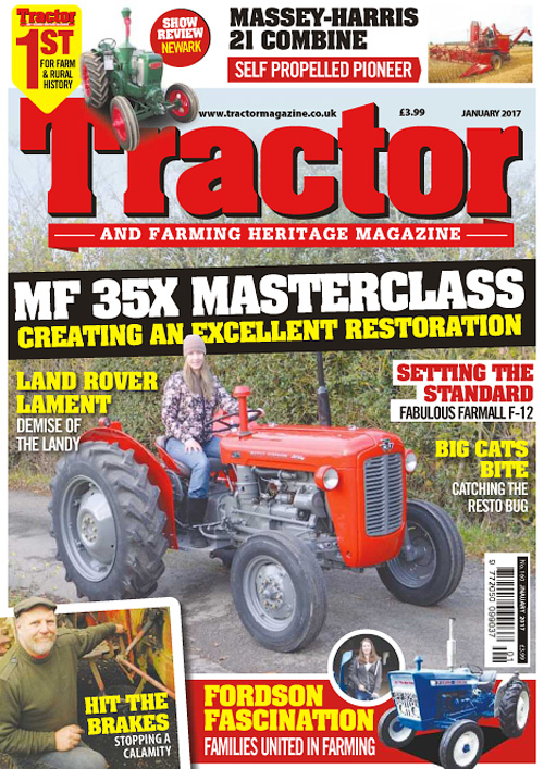 Tractor & Farming Heritage - January 2017