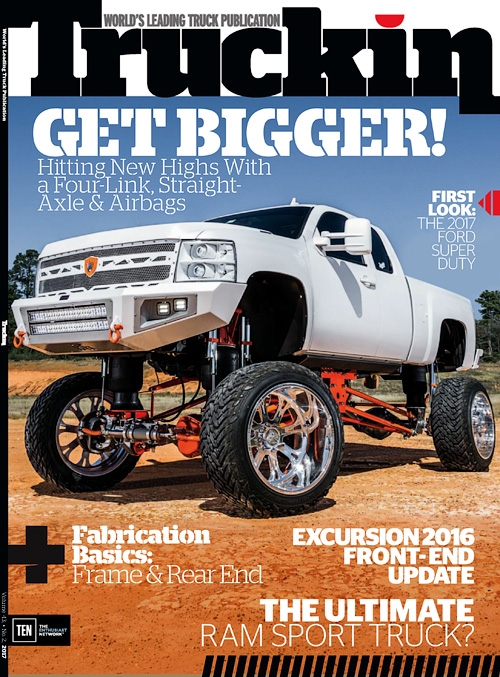 Truckin' - Volume 43 Issue 2, 2017