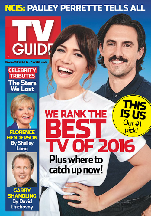 TV Guide USA - December 19, 2016
