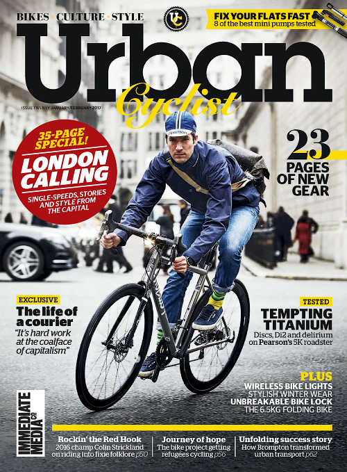 Urban Cyclist - January/February 2017