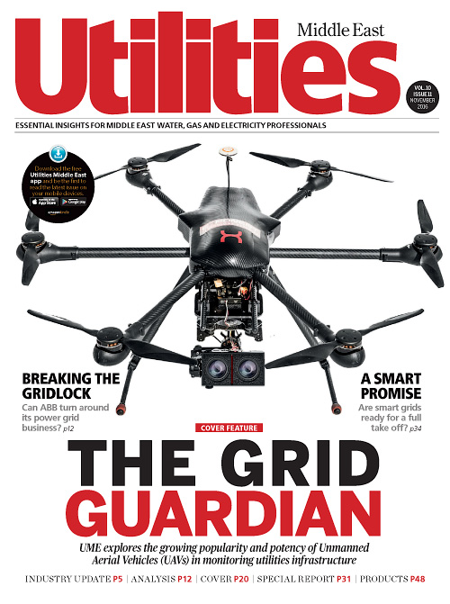 Utilities Middle East - November 2016