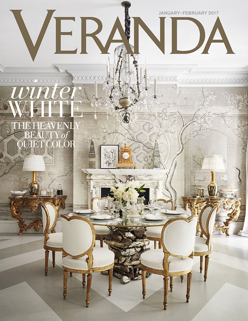 Veranda USA - January/February 2017