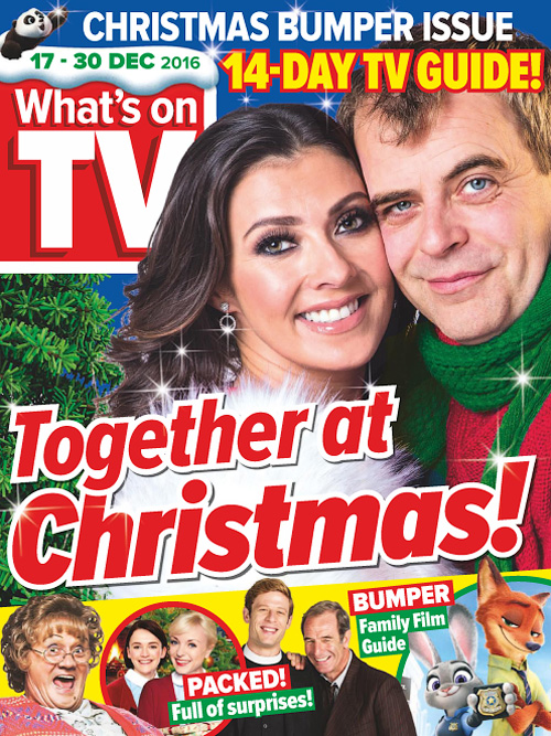 What's on TV - 17 December 2016