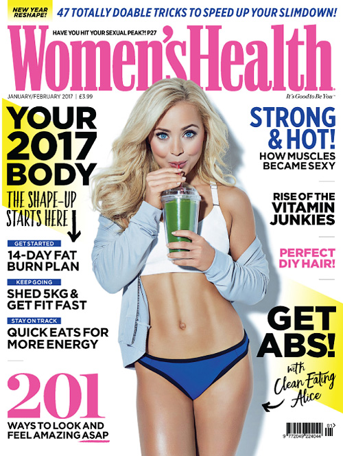 Women's Health UK - January/February 2017