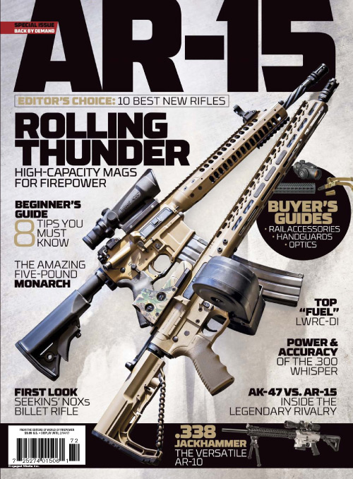 World of Fire Power - AR 15 Re-Release 2016