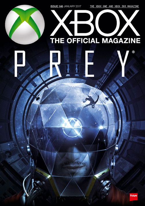 Xbox The Official Magazine UK - January 2017