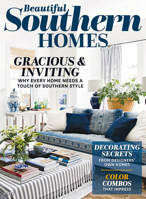 Beautiful Southern Homes 2017