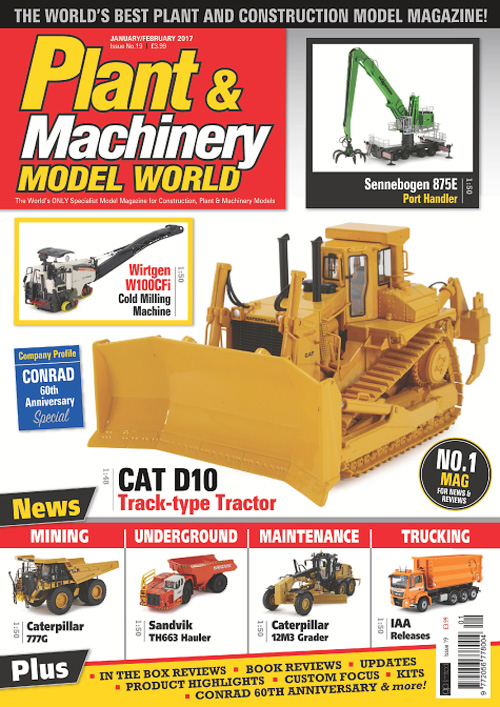 Plant & Machinery Model World - January/February 2017