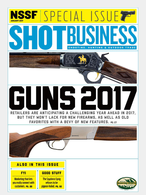 Shot Business - January 2017