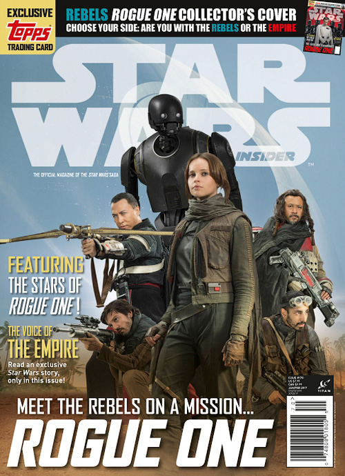 Star Wars Insider - January 2017