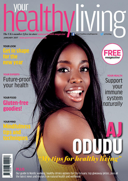 Your Healthy Living - January 2017