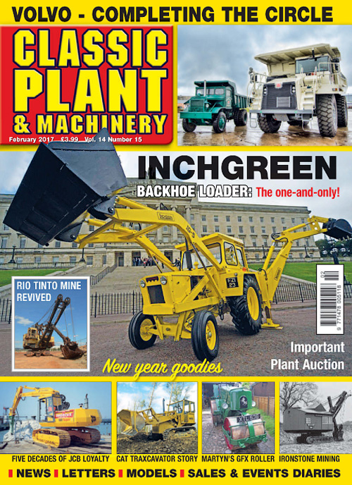 Classic Plant & Machinery - February 2017