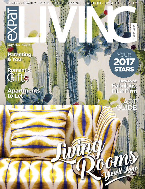 Expat Living Hong Kong - February/March 2017