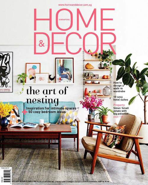 Home Decor Malaysia February 2017 Free PDF Magazines for