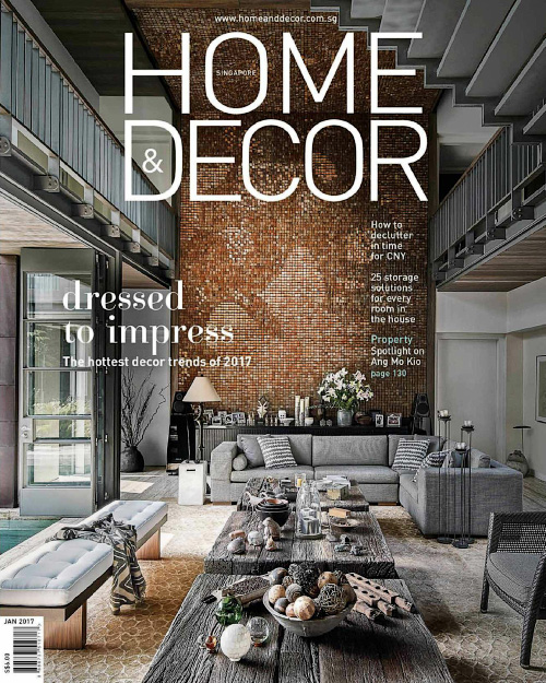 Home Decor Malaysia January 2017 Free PDF Magazines for Ipad