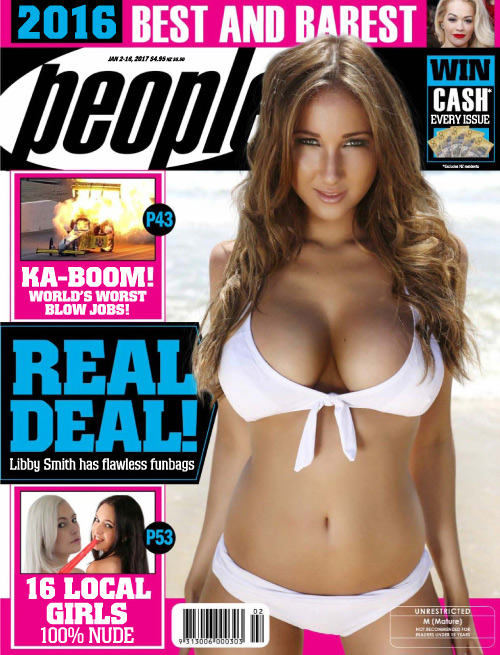 People Australia - 2-16 January 2017