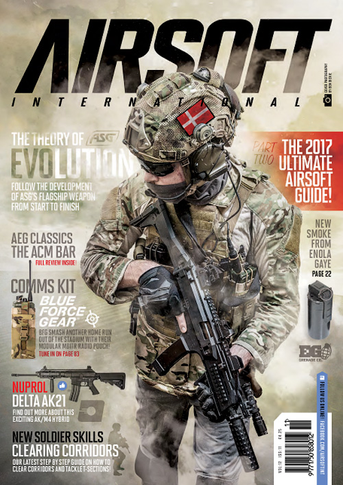 Airsoft International - Volume 12 Issue 11, 2017