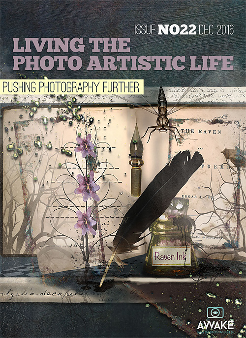 Living the Photo Artistic Life - Issue No. 22 - January 2017