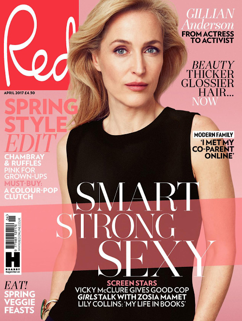 Red UK - April 2017