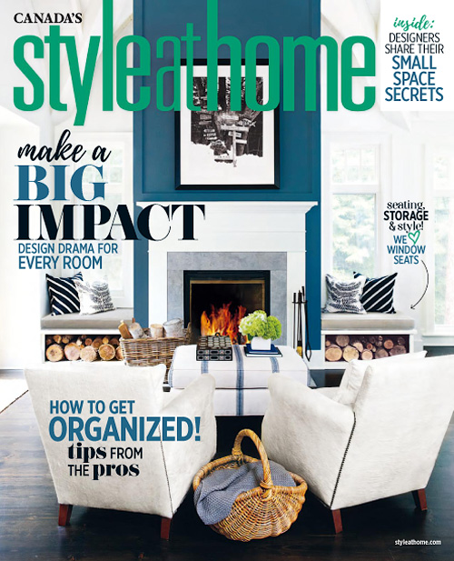 Style At Home Canada March 2017 Free PDF Magazines For Ipad Iphone Andr