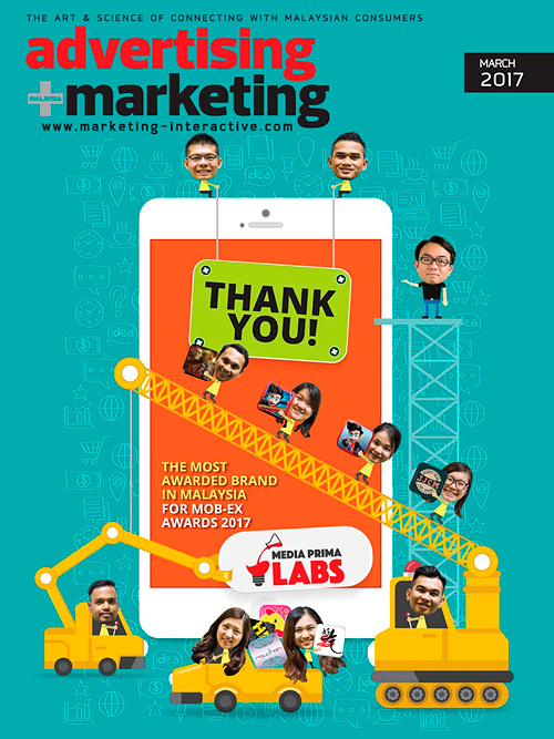 Advertising + Marketing Malaysia - March 2017