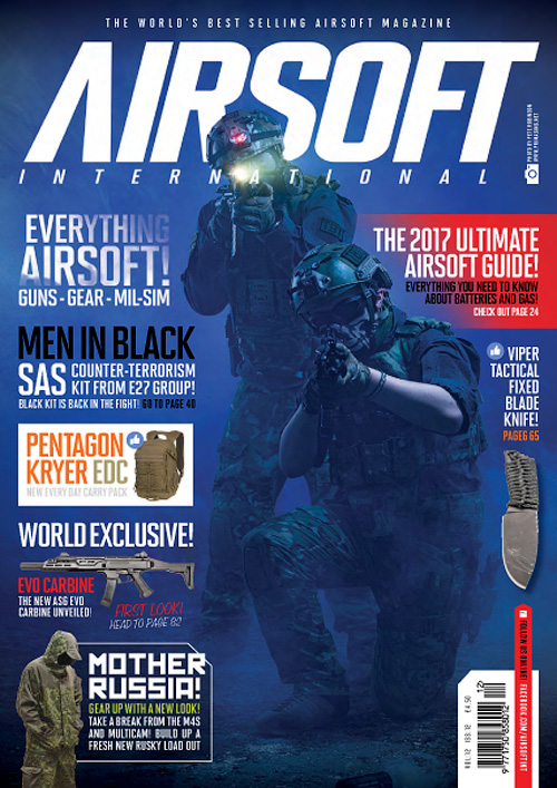 Airsoft International - Volume 12 Issue 12, 2017
