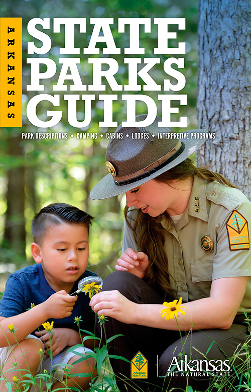 Arkansas State Parks Guide - 2017