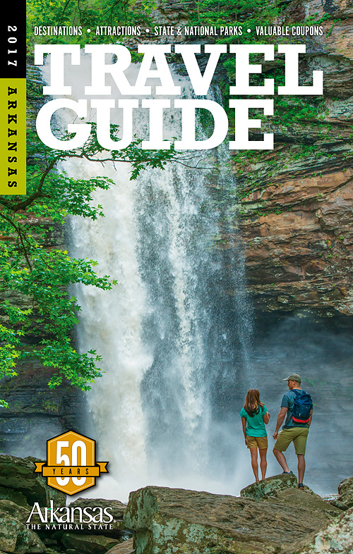 Arkansas Travel Guide - 2017