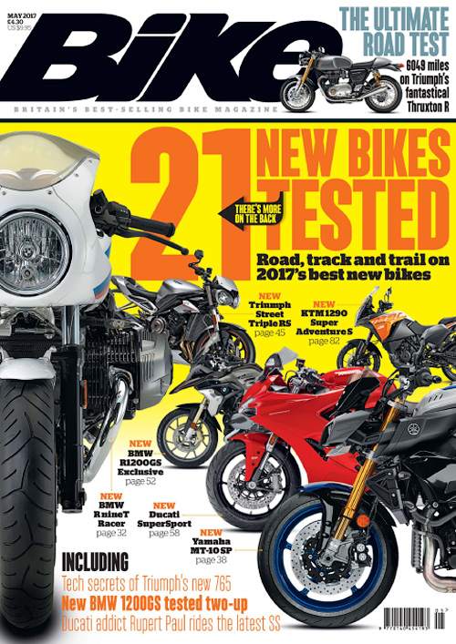 Bike UK - May 2017