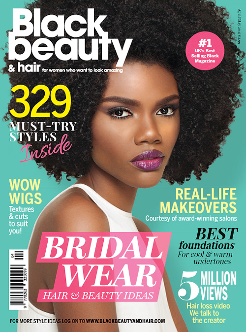 Black Beauty & Hair - April/May 2017