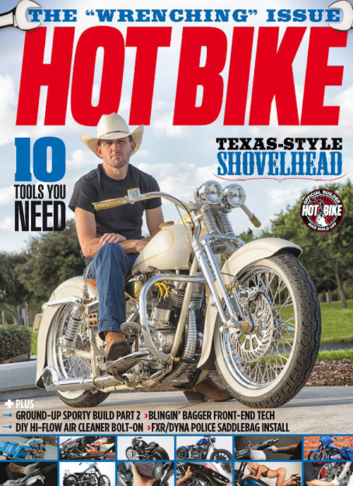 Hot Bike - May 2017