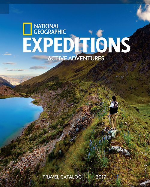 National Geographic Expeditions - Active Adventures - 2017