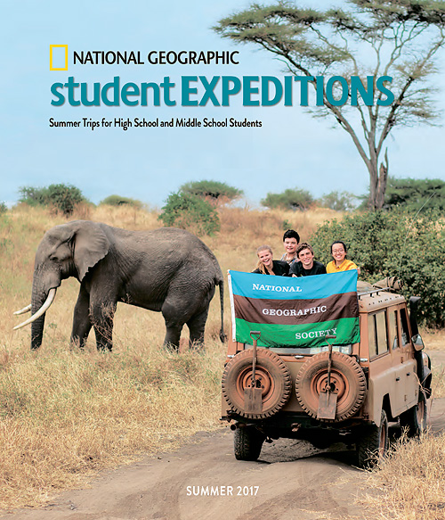 National Geographic - Student Expeditions - 2017