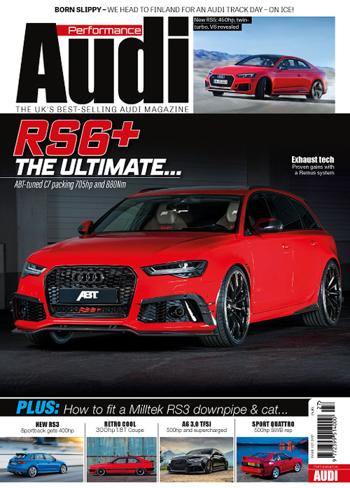 Performance Audi - Issue 27, 2017