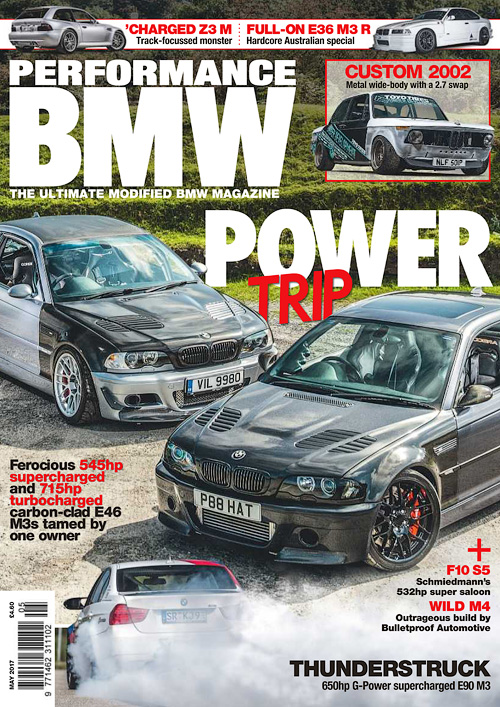 Performance BMW - May 2017