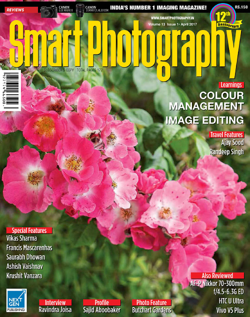 Smart Photography - April 2017