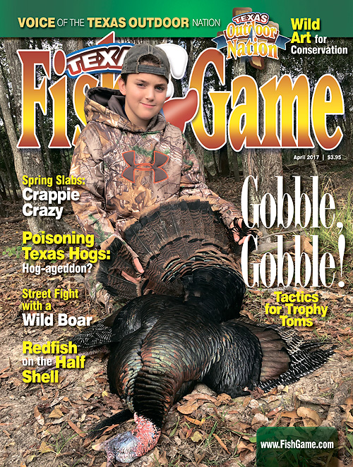 Free pdf magazines for ipad iphone android and other devices for Texas fish and game