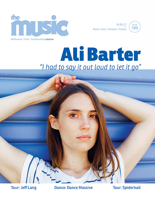 The Music (Melbourne) Issue 180