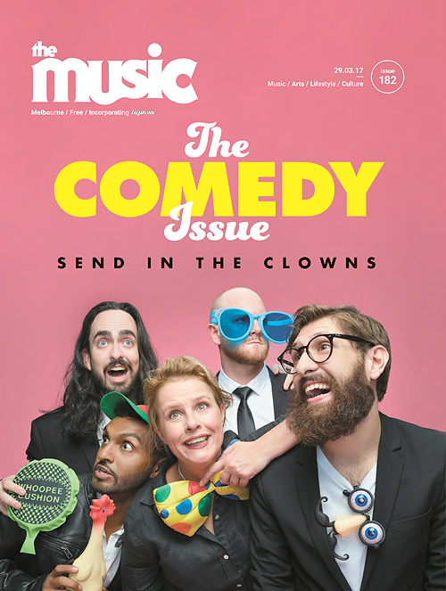The Music (Melbourne) - Issue 182