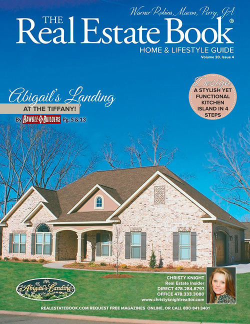 The Real Estate Book - Vol 20 Issue 4