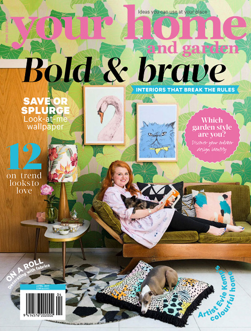 Your Home and Garden - April 2017