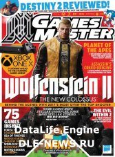 Gamesmaster - October 2017