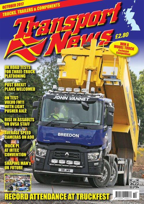 Transport News - October 2017