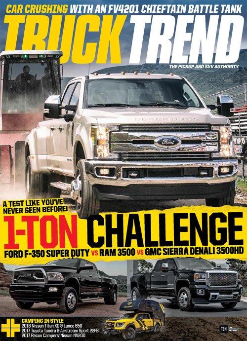 Truck Trend - November-December 2017