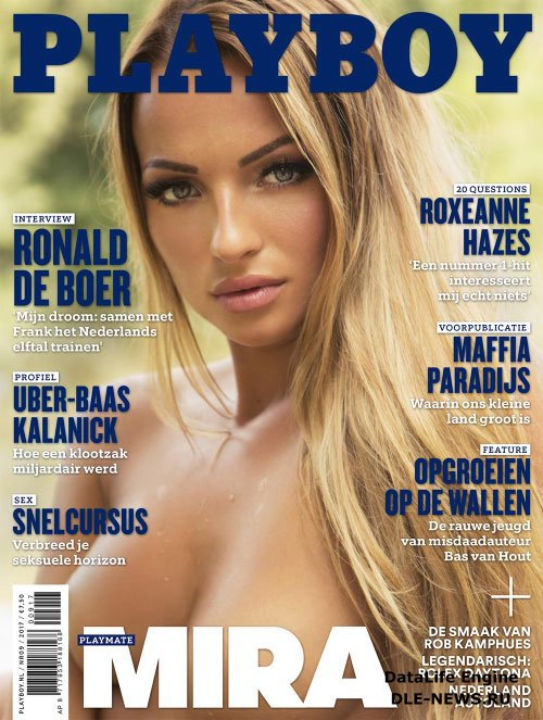 Playboy Netherlands - September 2017