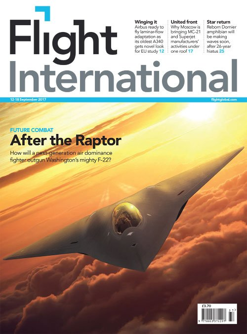 Flight International - 12-18 September 2017