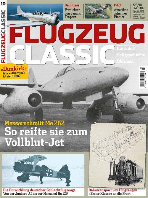 Flugzeug Classic - Oktober 2017