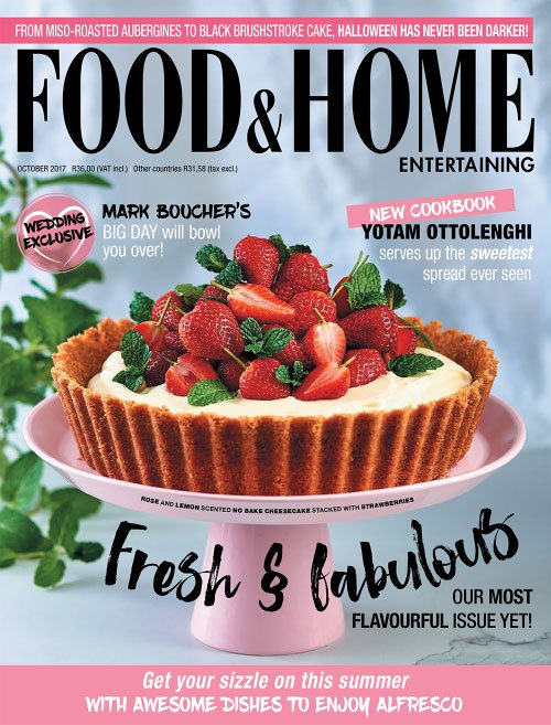 Food & Home Entertaining - October 2017