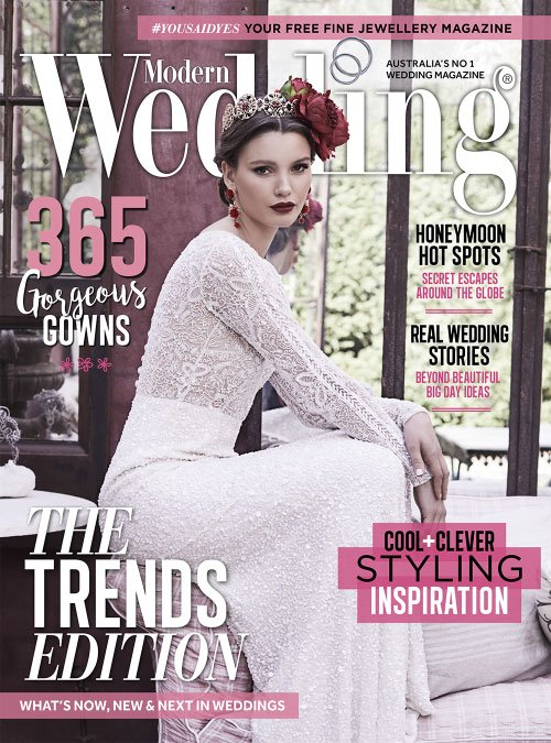 Modern Wedding - Issue 76 2017