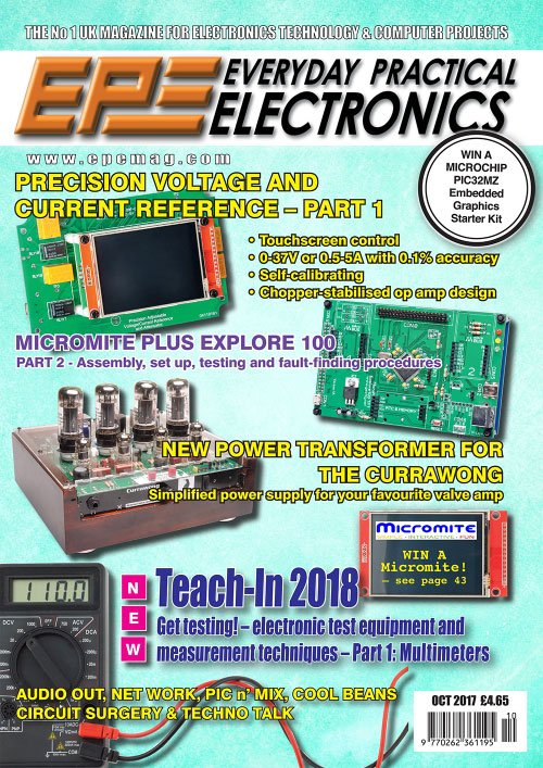 Everyday Practical Electronics - October 2017